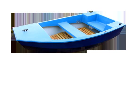 одноместная лодка из стеклопластика